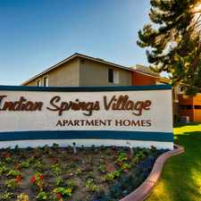 Rental info for Indian Springs Village