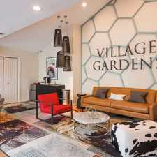 Rental info for Village Gardens in the Fort Collins area