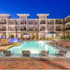 Rental info for Century Lake Forest in the 75013 area