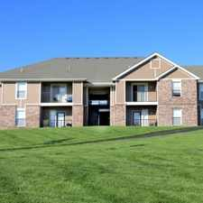 Rental info for Park Edge Apartments in the Lenexa area