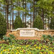 Rental info for Marquis on Cary Parkway