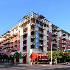 Rental info for AMLI Downtown in the Austin area