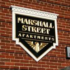 Rental info for Marshall Street Apartments in the Jackson Ward area
