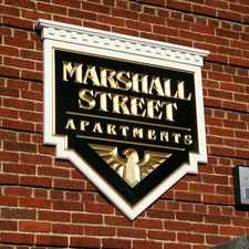 Rental info for Marshall Street Apartments