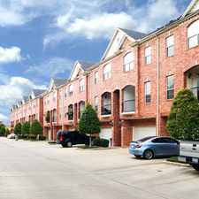 Rental info for Tuscany Row Apartments in the Houston area