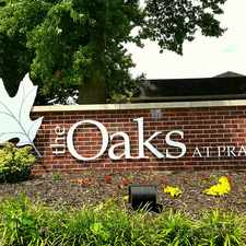 Rental info for The Oaks at Prairie View