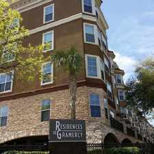 Rental info for Residences at Gramercy in the Houston area