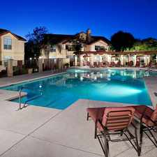 Rental info for Coronado Crossing in the Chandler area