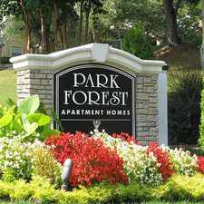 Rental info for Park Forest in the Greensboro area