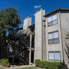 Rental info for Landmark at Lake Village North in the Garland area