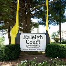 Rental info for Raleigh Court Apartments