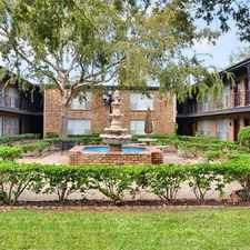 Rental info for Tiffany Square in the Houston area