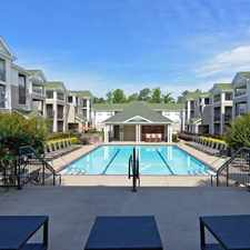 Rental info for North Hills at Town Center in the Raleigh area