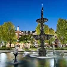 Rental info for AMLI North Point in the Roswell area