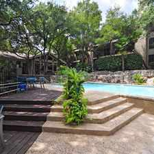 Rental info for Waters at Barton Creek
