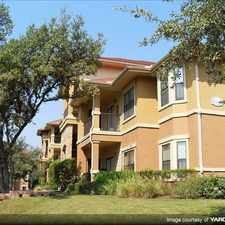 Rental info for The Montecristo Apartments in the Stone Oak area