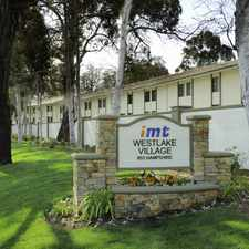 Rental info for IMT Westlake Village