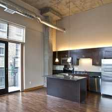 Rental info for The Lofts at Farmers Market