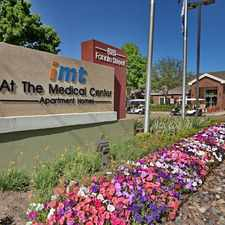 Rental info for IMT at the Medical Center in the South Main area