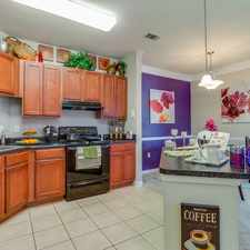 Rental info for Century Bartram Springs