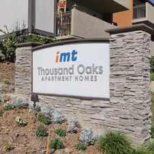 Rental info for IMT Thousand Oaks