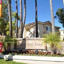 Rental info for Central Park La Mesa