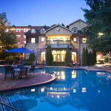 Rental info for Gables Rock Springs in the Morningside - Lenox Park area