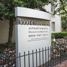 Rental info for Cathedral Mansions in the Woodley Park area