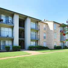 Rental info for Park on Rosemeade in the Plano area