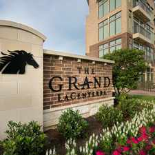 Rental info for The Grand at LaCenterra in the Cinco Ranch area