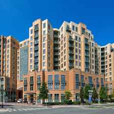 Rental info for Delancey at Shirlington Village in the Alexandria area