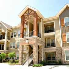 Rental info for The Woodlands Lodge