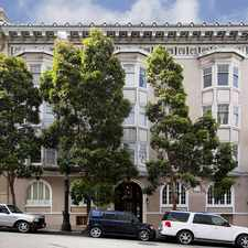 Rental info for 1035 SUTTER in the Lower Nob Hill area