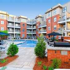 Rental info for Post South End in the Charlotte area