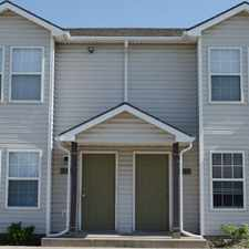 Rental info for Evergreen Townhomes