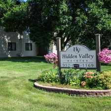 Rental info for Hidden Valley