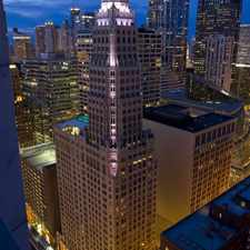 Rental info for Randolph Tower City Apartments in the The Loop area