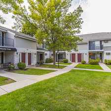 Rental info for Stonewood Village Apartments in the Madison area