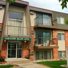 Rental info for Country Bluff Apartments