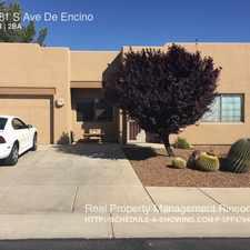 Rental info for 3781 S Ave De Encino