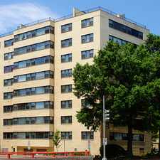 Rental info for 2400 Pennsylvania Avenue in the Arlington area