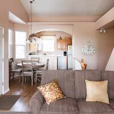 Rental info for Fully Furnished Home Overlooking Green Springs Golf Course