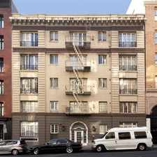 Rental info for 969 BUSH in the Lower Nob Hill area