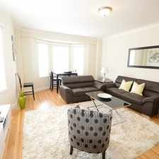 Rental info for 1360 Lombard