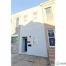 Rental info for BEAUTIFULLY RENOVATED! FULLY LOADED! CENTRAL AC/HEAT! DESIGNER KITCHEN! SECTION 8 WELCOMED! in the Baltimore area