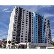 Rental info for 401 69 ST, #809 401 69 ST, #809 Miami Beach, FL 33141-3196 #809
