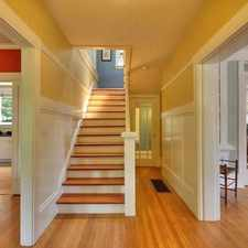 Rental info for Bright Oakland, 2 bedroom, 2 bath for rent. Offstreet parking! in the Fairview Park area