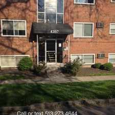 Rental info for 4207 Georgia Ave in the Northside area