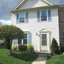 Rental info for Perryville, Great Location, 3 bedroom Townhouse.