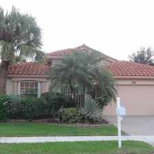 Rental info for 7554 Caprio Drive